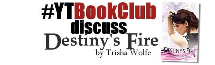 YTBookClub Discuss Destinys Fire