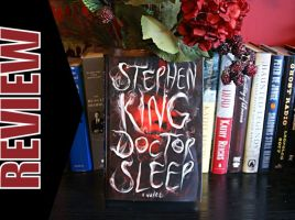 Bunny Reviews: DR SLEEP by Stephen King