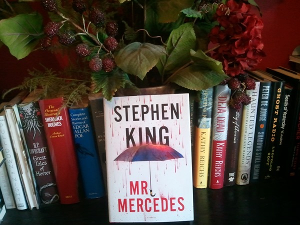 Mr. Mercedes: A Novel by Stephen King
