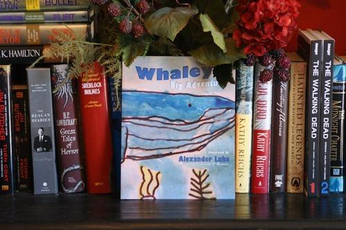 Whaley's Big Adventure by Alexander Luke | wearewordnerds.com