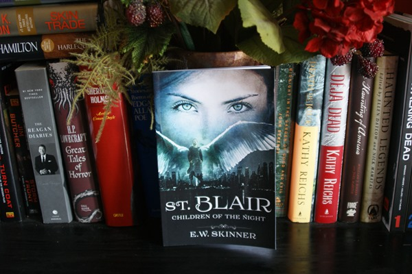 St. Blair: Children of the Night  by E. W. Skinner