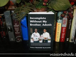 Incomplete Without My Brother | wearewordnerds.com