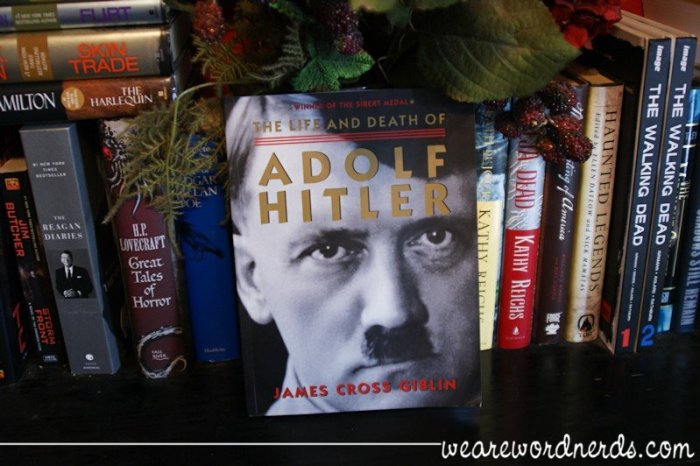 The Life and Death of Adolf Hitler | wearewordnerds.com