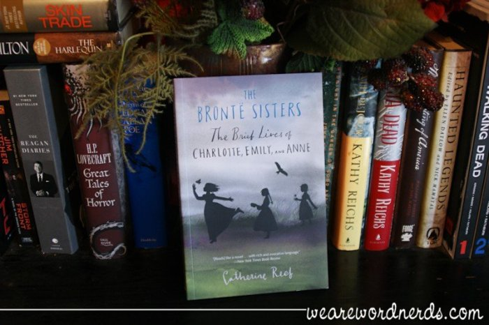 The Bronte Sisters | wearewordnerds.com