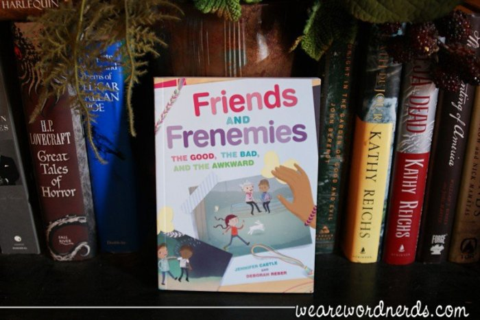 Friends and Frenemies | wearewordnerds.com