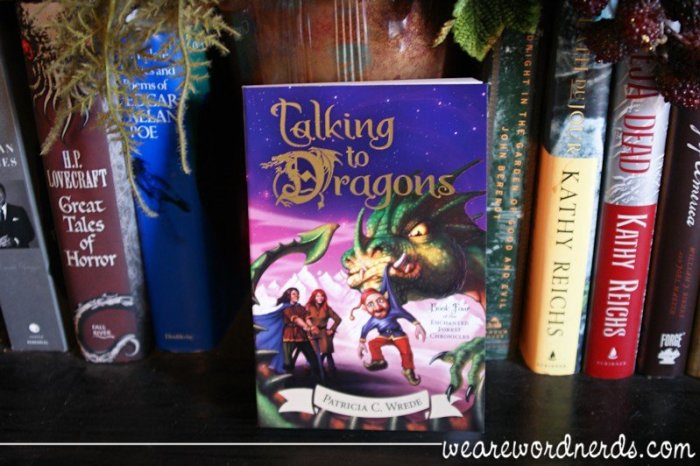 Talking to Dragons | wearewordnerds.com