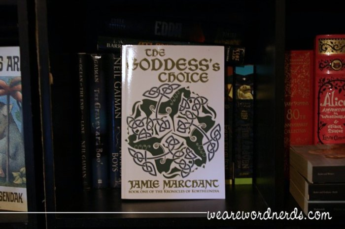 the Goddess's Choice | wearewordnerds.com