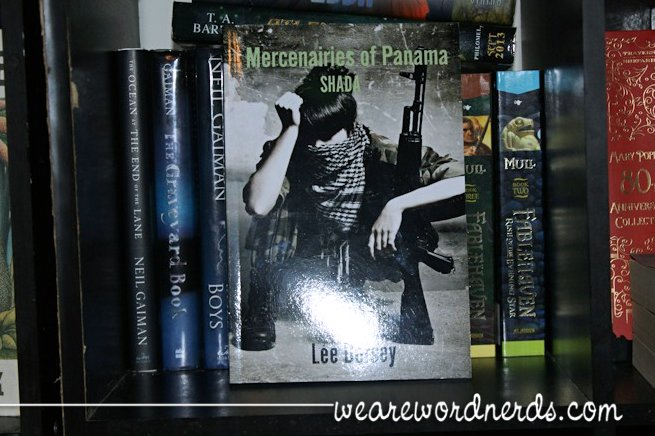 Mercenairies of Panama Shada | wearewordnerds.com