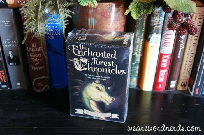 The Enchanted Forest Chronicles | wearewordnerds.com