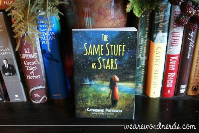 The Same Stuff as Stars | wearewordnerds.com