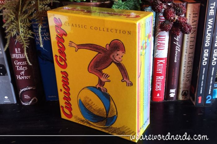 Curious George Classics Collection | wearewordnerds.com