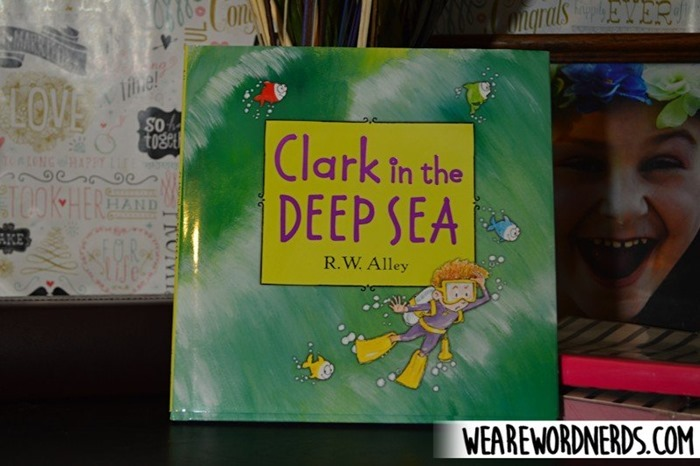 Clark in the Deep Sea by R. W. Alley