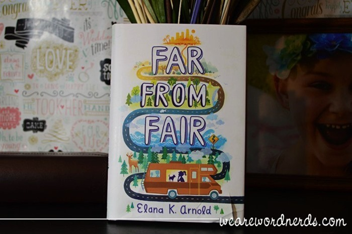 Far from Fair by Elana K. Arnold