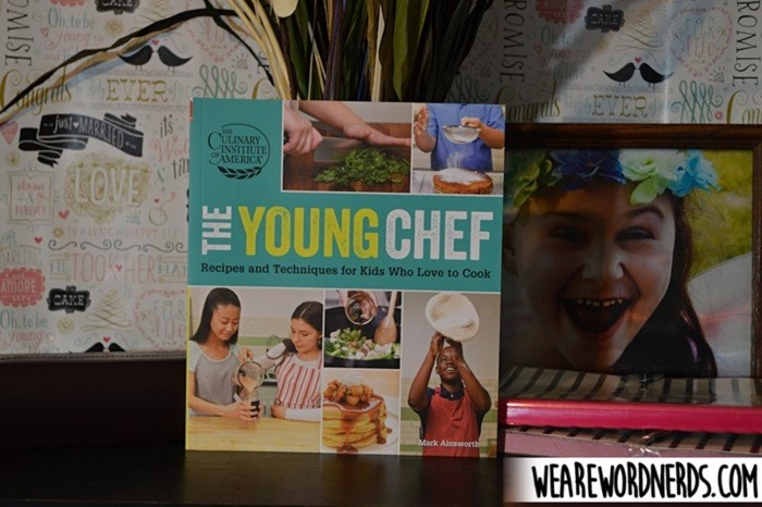 The Young Chef: Recipes and Techniques for Kids Who Love to Cook by The Culinary Institute of America
