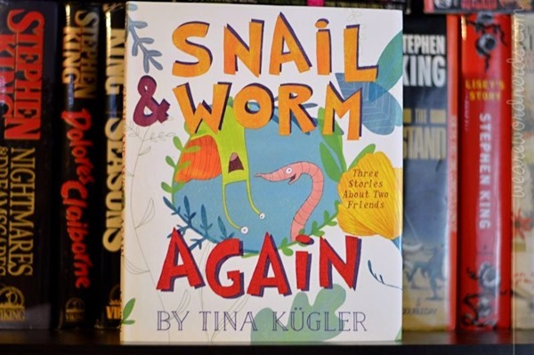 Snail and Worm Again by Tina Kugler
