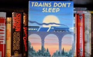 Trains Don't Sleep by Andria Warmflash Rosenbaum