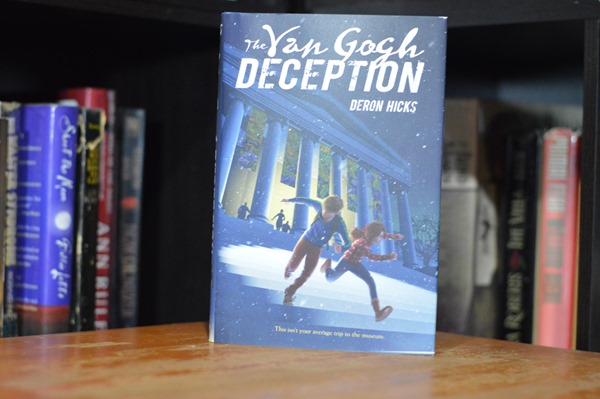 The Van Gogh Deception by Deron R. Hicks