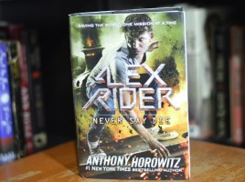 Never Say Die (Alex Rider, #11)