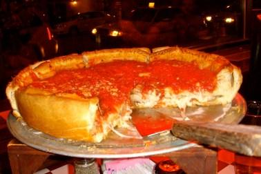 Original American Style Pizza bei Giordano's