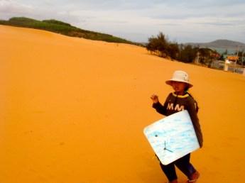 Sand Dune Mui Ne
