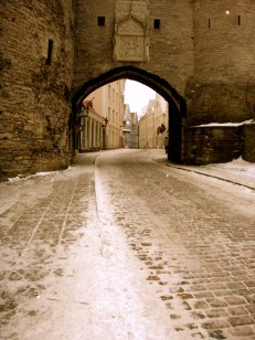 City Wall Tallinn