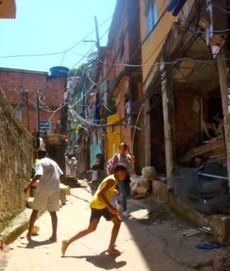 """soccer in the """"street"""""""