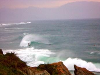 monster waves
