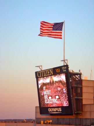 Arthur Ashe Stadium, US Open