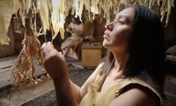 Nyen kanadeesken film in språke med noch mär 20 spreakers