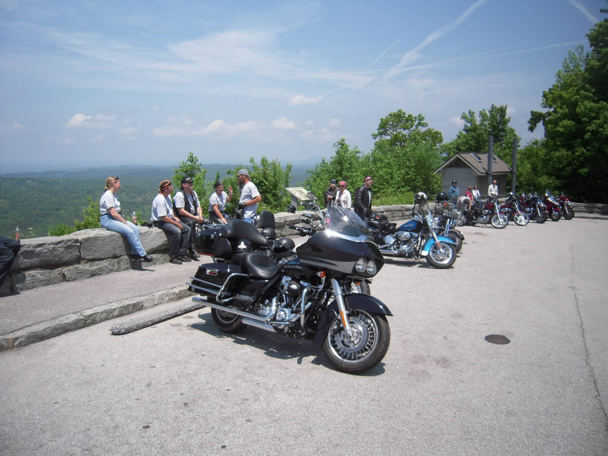 Smoky Mountain Motorcycle Tours Pigeon Forge Gatlinburg
