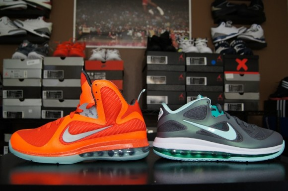 c12a0236f64 First-Impression-Nike-LeBron-9-Low-Easter-10 - WearTesters