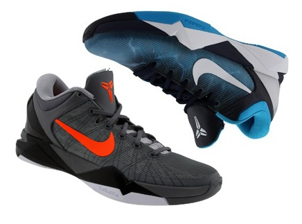082dcaeaf0 Nike Zoom Kobe VII (7)  Shark     Wolf  Available at PickYourShoes ...