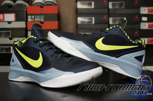 best sneakers dfbd3 d31c2 First Impression  Nike Zoom Hyperdunk 2011 Low