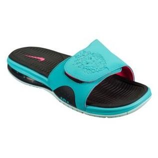 46e91eebd99f Nike Air LeBron Slide  South Beach  Now Available - WearTesters