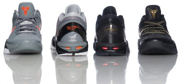 Performance Breakdown  Nike Zoom Kobe VII (7) Vs. Nike Zoom Kobe VII ... 3a8cf0f14