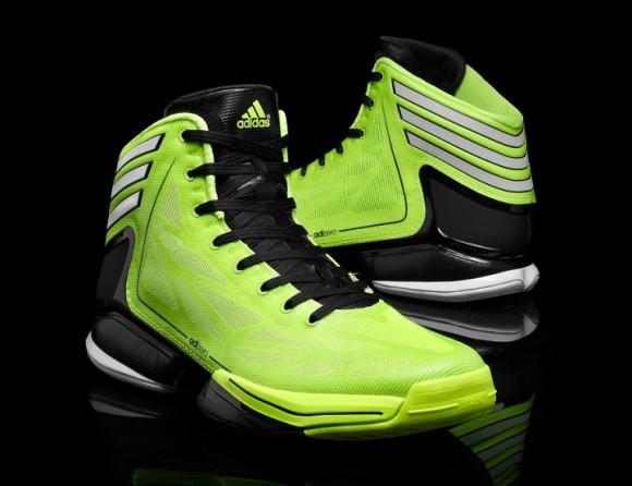 the best attitude fafa8 3e2ae adidas Basketball Unveils the adiZero Crazy Light 2