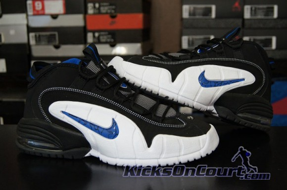0492fe2f3ae First Impression  Nike Air Penny I (1) Retro - WearTesters