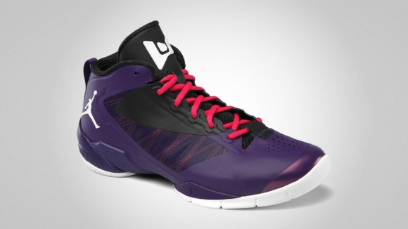 cheap for discount 58507 d8bb5 Jordan Fly Wade 2 EV Club Purple  White – Black – Spark - WearTesters