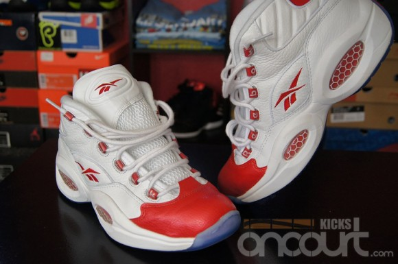 Reebok Question Performance Review - WearTesters 5b9f5abb0