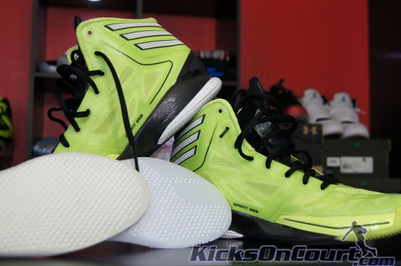 new style fa057 016bb adidas-adiZero-Crazy-Light-2-Performance-Review-2