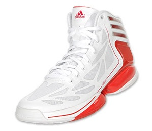 check out 41315 cd99c adidas adiZero Crazy Light 2 White  Red – Available Now