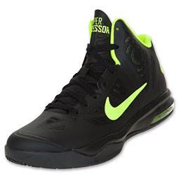 new arrival 6f7d2 159d0 Nike Air Max Hyper Aggressor Olympic Black  Volt- Dark Grey