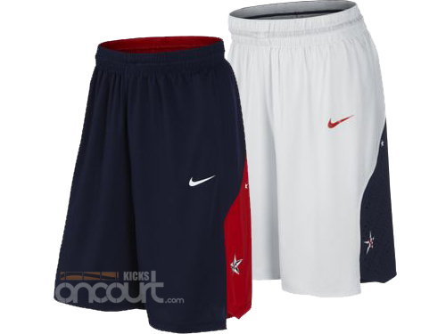 Nike Hyper Elite Authentic USA Basketball Shorts - WearTesters