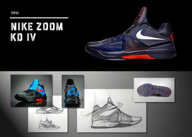 online store 3054d 50bc6 20 Nike Basketball Designs that Changed the Game  Nike Zoom KD IV