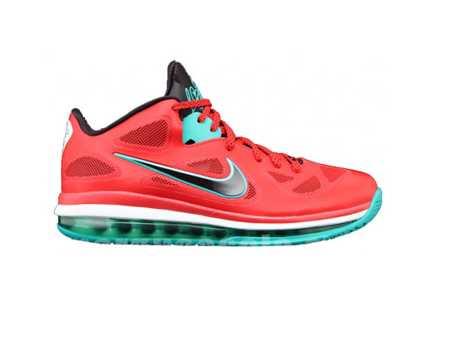 8165ba6e015 Nike LeBron 9 Low  Liverpool  - Available Now - WearTesters