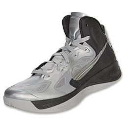 4ac3c9e3f9dc Nike Zoom Hyperfuse 2012 Metallic Silver  Black - WearTesters
