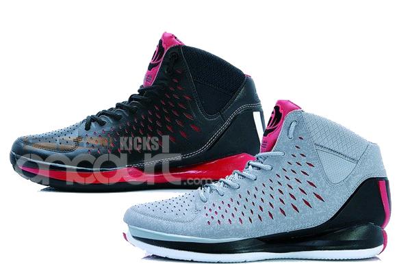 buy online 734f7 d0104 adidas adiZero Rose 3.0 – Home  Away