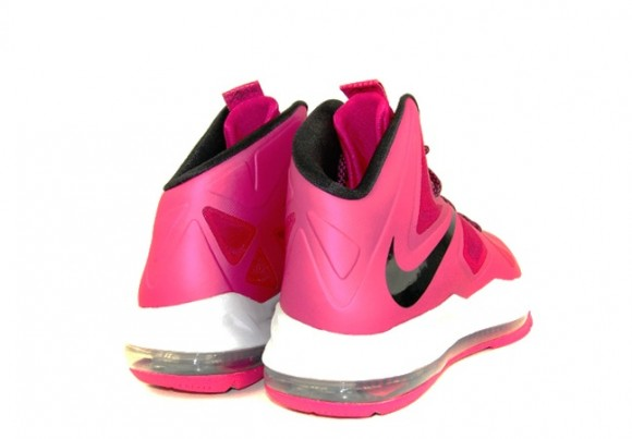 more photos 3d139 b004e Nike LeBron X (10) GS  Fireberry  - Available Now - WearTesters