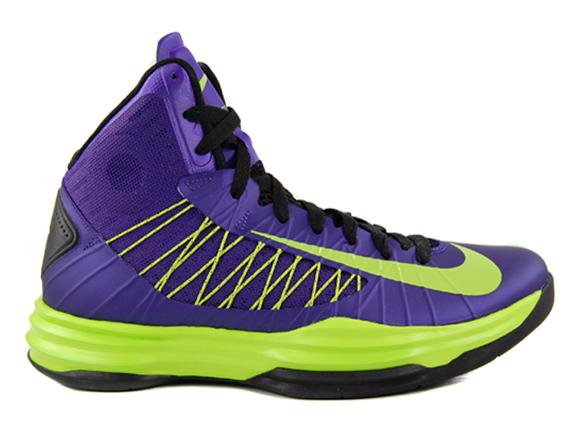 meet 0908d cfe7b Nike-Lunar-Hyperdunk-2012- Atomic-Green-Pack -