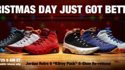 huge selection of b0150 ff58d Air Jordan IX (9) Retro  Kilroy Pack  Re-Release Info